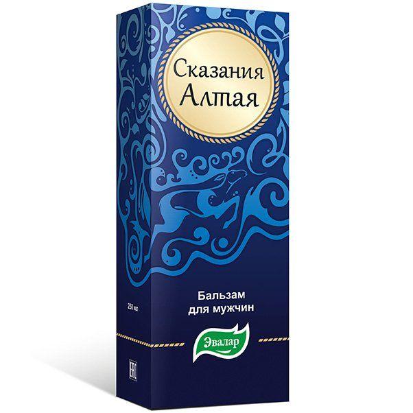 Бальзам сказания алтая для мужчин 250мл в Сочи — купить недорого по низкой цене в интернет аптеке AltaiMag